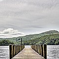 On The Pier by Graham Roberts