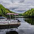 On The Pontoon by Anthony Thomas