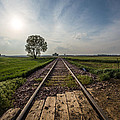 On The Right Track by Aaron J Groen