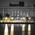 On The River At The Courthouse by Chris Brehmer Photography