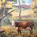 On The Road To Taos by Jane Joplin