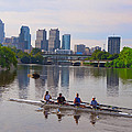 On The Schuylkill by Bill Cannon