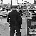 On The Street - Broadway by William Stetz