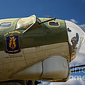 On The Tarmac B-17g by Tommy Anderson
