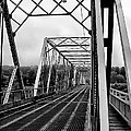 On The Washingtons Crossing Bridge by Bill Cannon