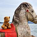 On White Horses Snow White Horses Let Me Ride Away by Susie Peek