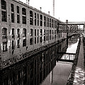 Once Industrial Georgetown by Olivier Le Queinec