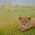 Once There Was A Lion Named Leo by Sheena Kohlmeyer