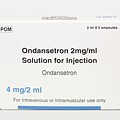 Ondansetron Antinausea Drug by Dr P. Marazzi/science Photo Library