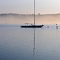 One Autumn Morning by Chuck De La Rosa