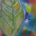 One Big Leaf by Laura Hamill