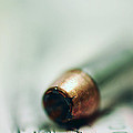 One Bullet Left by Trish Mistric