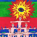 One Eye For Everyone.mexico by Strangefire Art       Scylla Liscombe