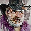 One Eyed Cowboy  by Ylli Haruni