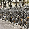 One Fine Morning In Paris by Hany J