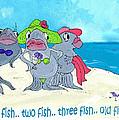 One Fish Two Fish by Lizi Beard-Ward