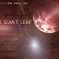 One Giant Leap by Phil Perkins