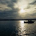 One Lonely Fisherman by John Telfer