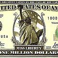One Million Dollar Bill by Charles Robinson
