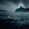 One Stormy Night In Maine by Edward Fielding