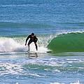 One Surfer by Cynthia Guinn