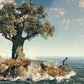 One Tree Island by Daniel Eskridge