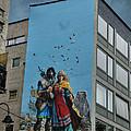 One Wall One Artist by Juli Scalzi