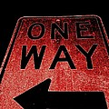 One Way by Ed Weidman