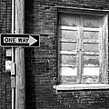 One Way by Peter Tellone