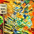 One Way Street by Tara Turner