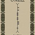O'neill Written In Ogham by Ireland Calling