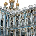 Onion Domes - Katharinen Palace - Russia by Christiane Schulze Art And Photography