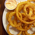 Onion Rings by Kay Pickens