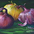 Onions by AnnaJo Vahle