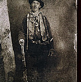 Only Authenticated Photo Of Billy The Kid Ft. Sumner New Mexico C.1879-2013 by David Lee Guss