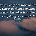 Only Two Ways To Live Your Life by Pharaoh Martin