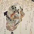 Onoe Kikugoro IIi As Shimbei by Utagawa Kunisada