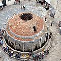 Onofrio Fountain In Dubrovnik by Artur Bogacki