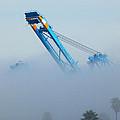 Onward...through The Fog by Joe Schofield