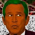 Oompaloompa Bush by Andrew Kaupe