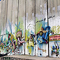 Open A Door In The Wall by Munir Alawi