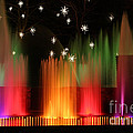 Open Air Theatre Rainbow Fountain by Living Color Photography Lorraine Lynch