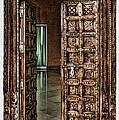 Open Door By Diana Sainz by Diana Raquel Sainz