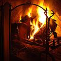 Open Fire by Mark Llewellyn