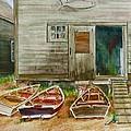 13. Yacht Club by Elaine Wilson