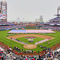 Opening Day Ceremonies Featuring by Panoramic Images