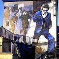 Derry Mural Operation Motorman  by Nina Ficur Feenan