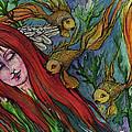 Ophelia by Angel Ciesniarska