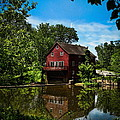 Opie's Grist Mill by Colleen Kammerer