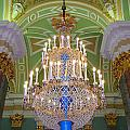 The Beauty Of St. Catherine's Palace by Richard Rosenshein